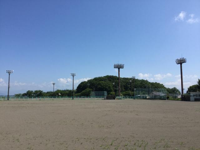 権現山運動公園野球場