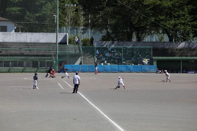 信州大芝高原 村営野球場