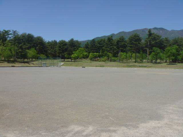 大芝高原 スポーツ公園