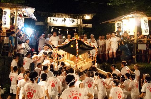 宮田祗園祭
