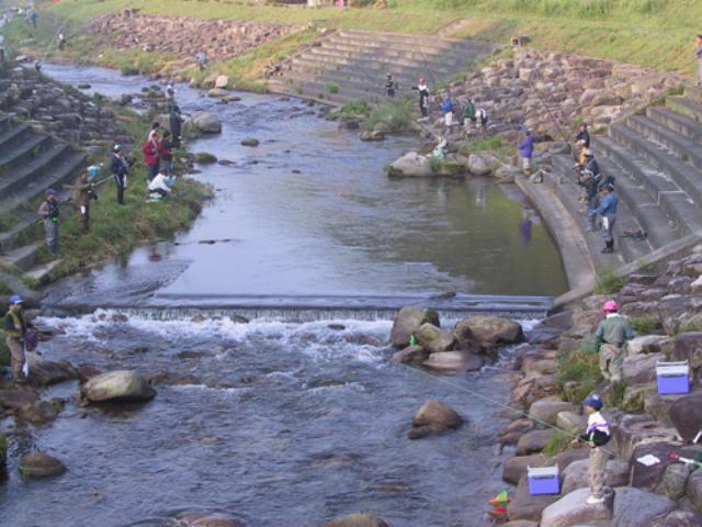 うるぎ渓流釣り祭り