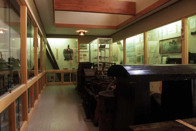 臨川寺宝物館