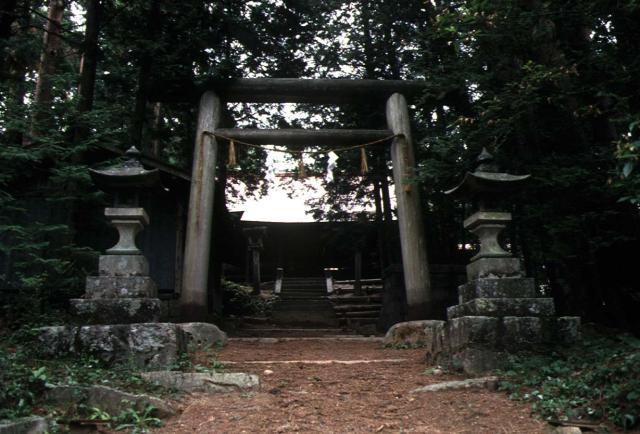 駒ケ岳神社