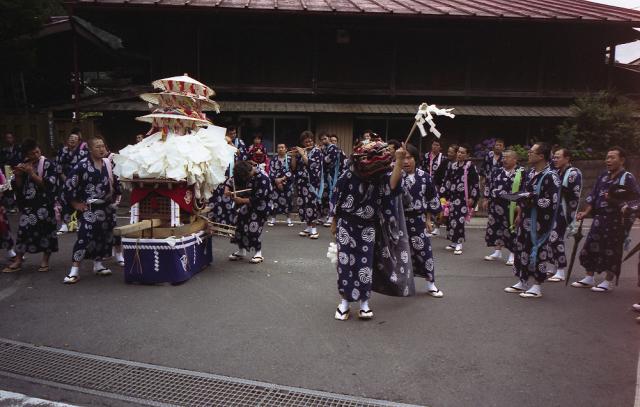 【関係者のみで神事等を行う】大宮神社例祭
