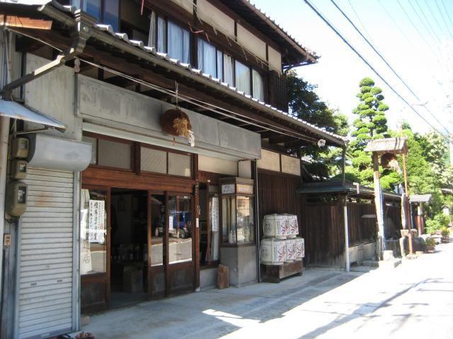 中山道(長野県大桑村)