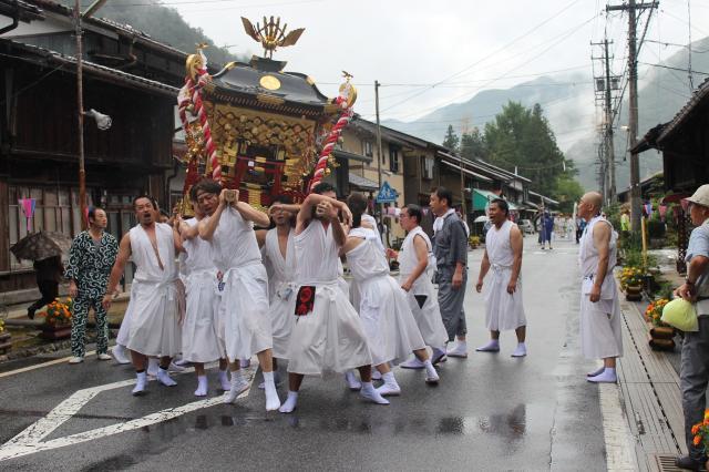 鹿嶋神社例祭