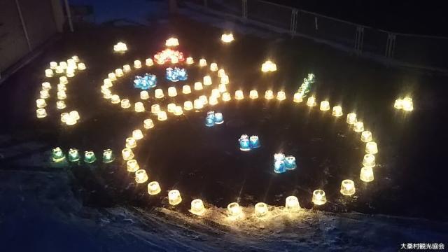 氷雪の灯祭り・雪たるま