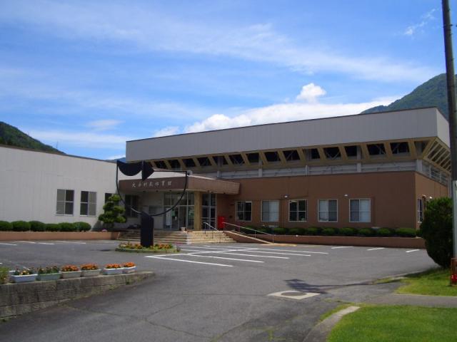 大桑村民体育館