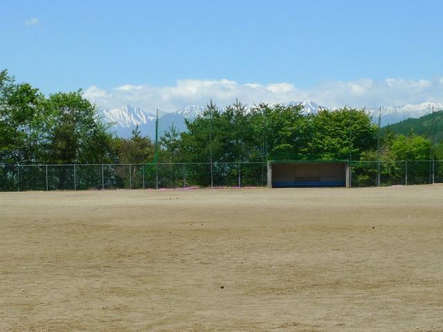 麻績村聖運動場