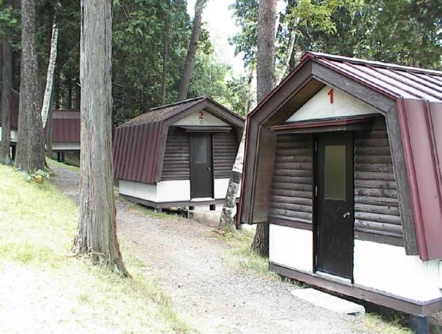 聖高原キャンプ場