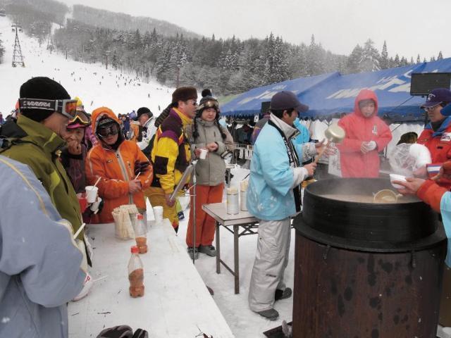 白馬岩岳感謝祭