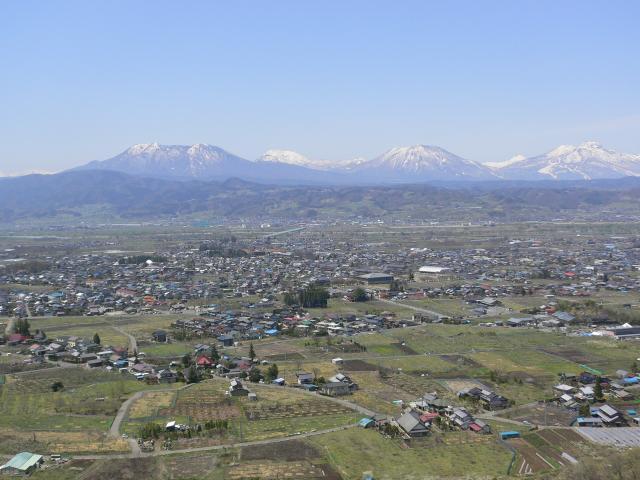 雁田山ハイキングコース