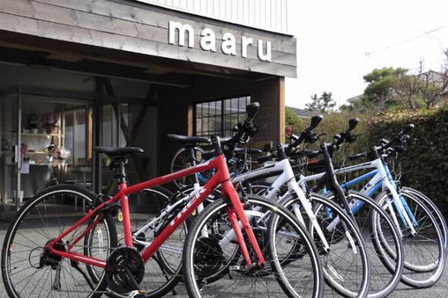 スポーツ自転車レンタル&カフェ まある