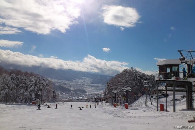 北志賀高原スキー場Open&北志賀満喫周遊バス