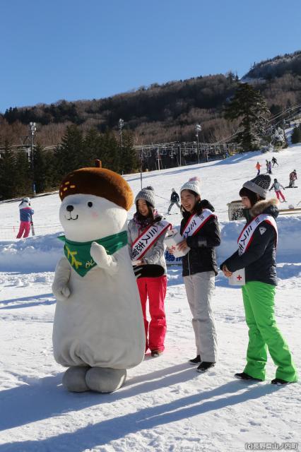 第50回志賀高原統一初滑り・スキー場開き祭