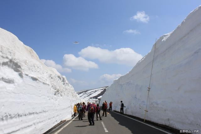第14回志賀草津高原ルート・雪の回廊ウォーキング~日本国道最高地点を歩こう~