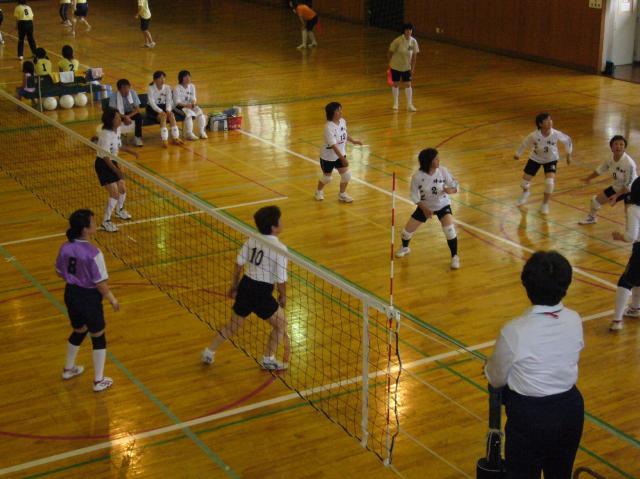 野沢温泉村体育館