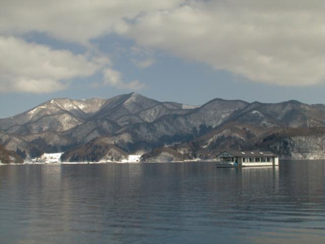 ワカサギ釣り (野尻湖)