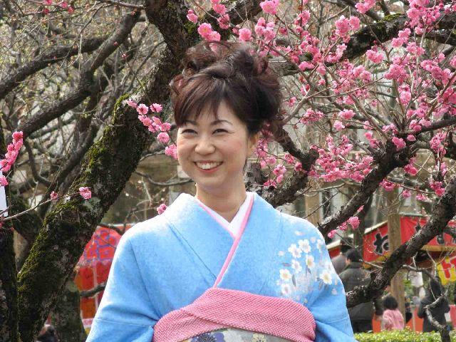 Gifu plum Festival