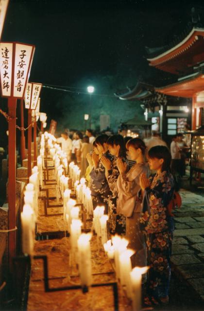 大龍寺灯篭まつり