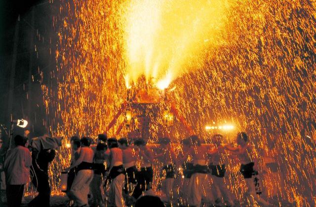 Tejikara Fire Festival, Summer
