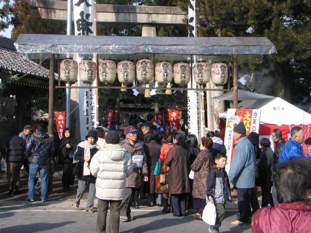 西宮神社例祭「十日えびす」