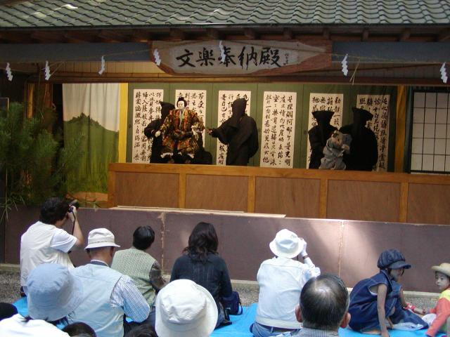 恵那神社例大祭