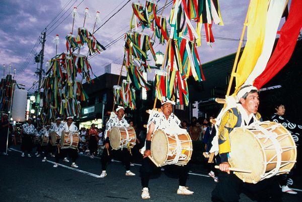 中津川夏祭りおいでん祭 本祭り