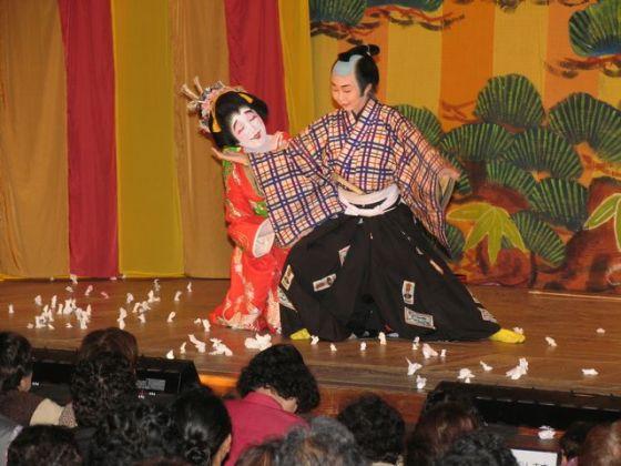 敬老歌舞伎