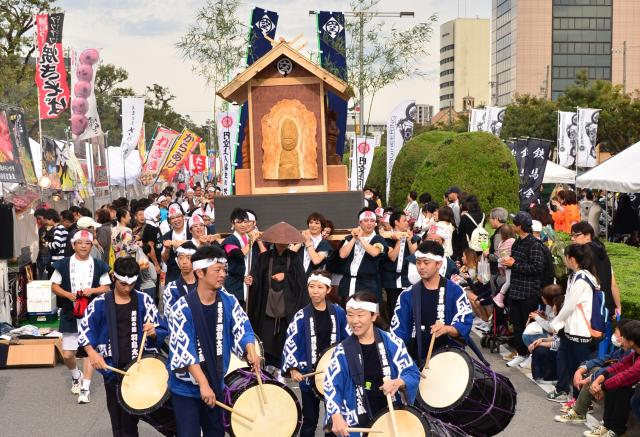 ぎふ羽島駅前フェス2019