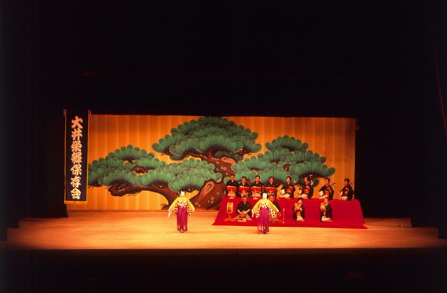 Traditional Performance Arts of Ena-city