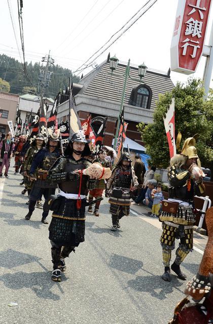 日本大正村ちょっとおんさい祭り