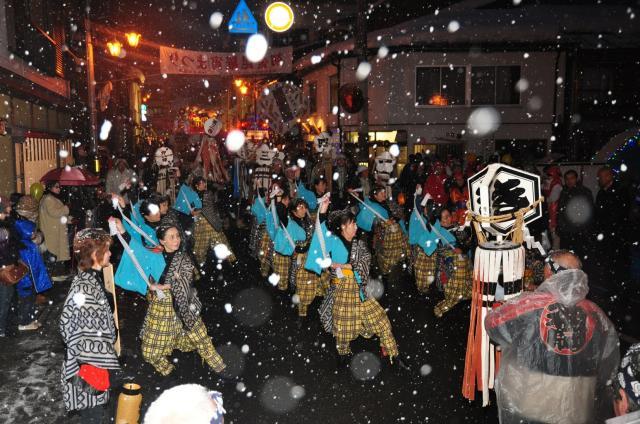 神岡初金比羅宵祭