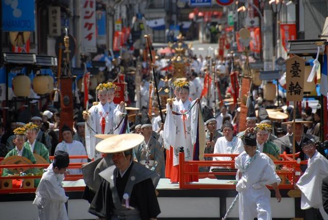 【2021年開催中止】飛騨神岡祭