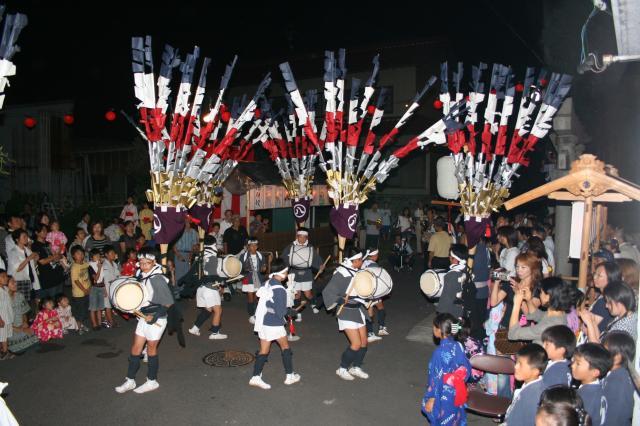 円城寺芭蕉踊