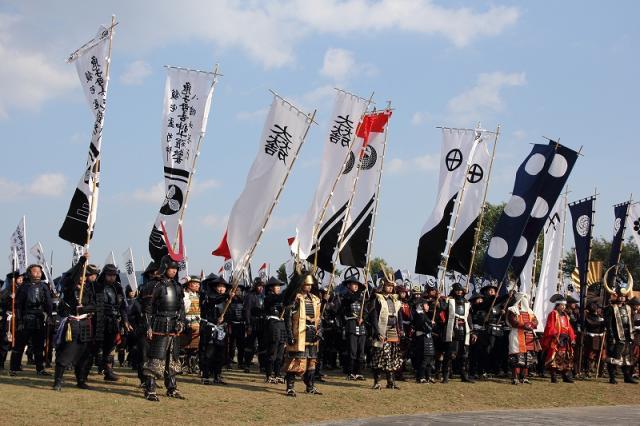 関ケ原合戦祭り