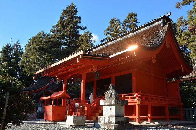 日吉神社(岐阜県神戸町)