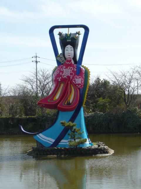 乙姫公園(乙姫稲荷神社)