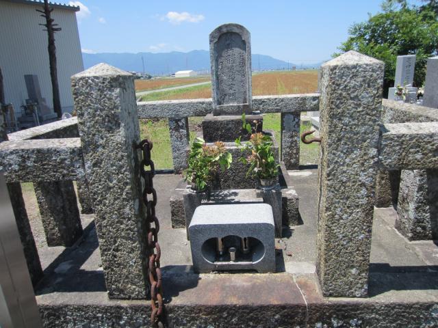 薩摩義士ひとり-史跡心巌院薩摩義士の墓(心巌院)