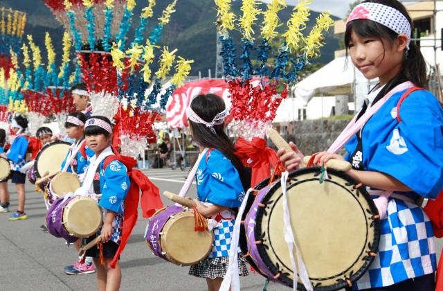 【2021年中止】みの池田ふるさと祭