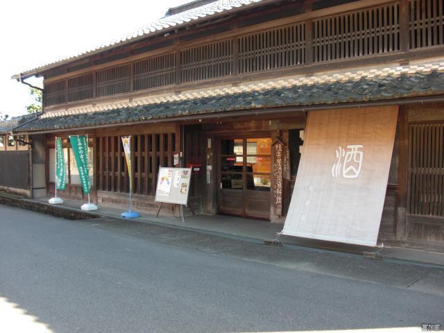 松井屋酒造資料館