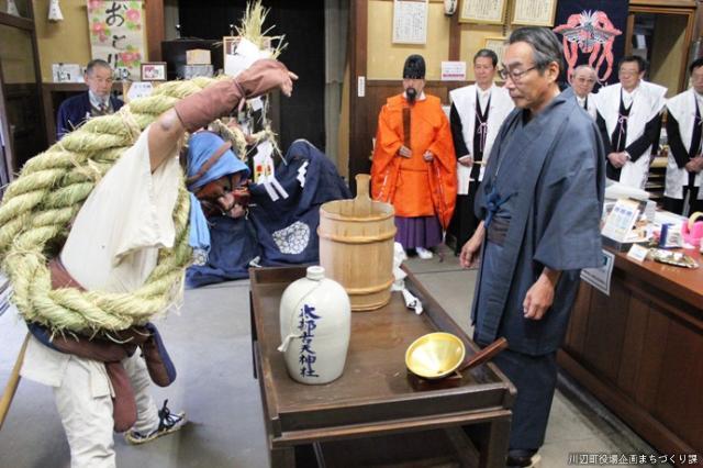 太部古天神社祭礼
