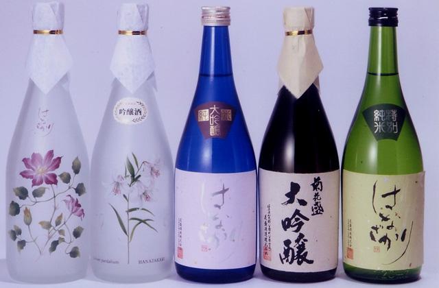 花盛酒造(株)