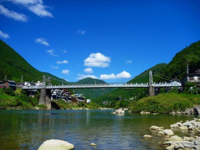 土木遺産 白川橋
