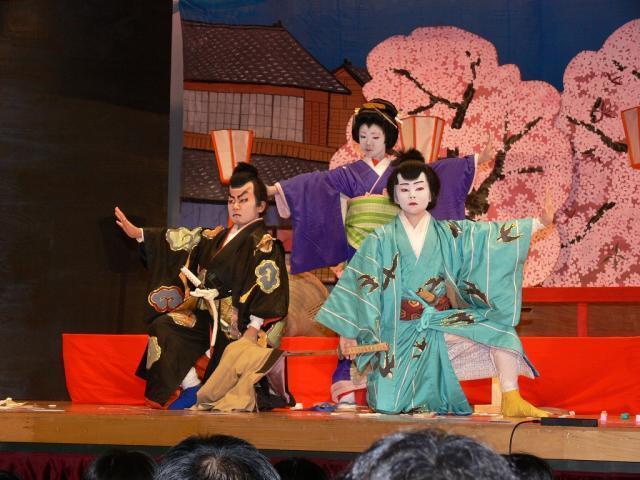 第43回東白川村郷土歌舞伎公演