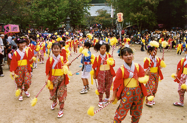 Hachioji Shrine festival