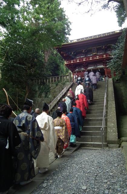 久能山東照宮秋季大祭