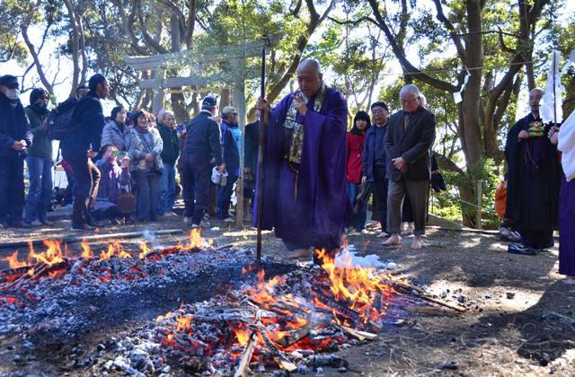 秋葉山祭典