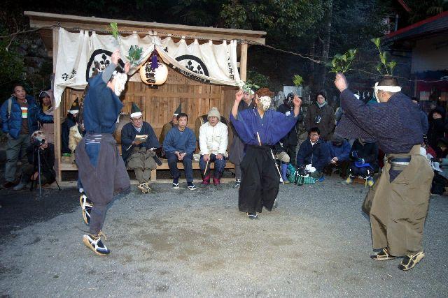 Nishiure Dengaku (Performing Arts)★22130ba2212053839