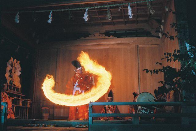 秋葉神社・秋葉寺の火まつり